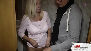 Blonde MILF mature wants a nice dick